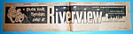 Click here to enlarge image and see more about item 15215: 1961 Riverview Amusement Park with Laugh Away Troubles