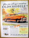 Vintage Ad: 1941 Oldsmobile B-44