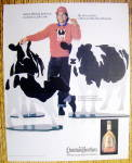 Click to view larger image of Ad: 1990 Christian Brothers Brandy w/Woody Jackson (Image1)