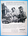 Vintage Ad: 1944 Chrysler