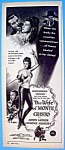 Vintage Ad: 1946 The Wife Of Monte Cristo
