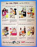 Vintage Ad: 1946 Swan Soap