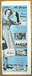 Vintage Ad: 1954 South Carolina with Mrs. Universe