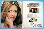 Vintage Ad: 1973 Corn Silk Make Up with Pam Dawber