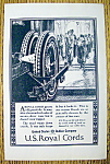 1924 U.S. Royal Cords Tires