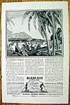 1928 Hawaii Tourist Bureau