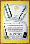 Click to view larger image of 1930 Sheaffer's Lifetime Pen (Image1)
