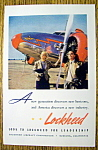 1939 Lockheed Aircraft Corporation
