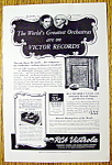 1939 RCA Victrola with Barbirolli & Toscanini