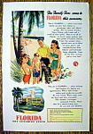 Click to view larger image of 1947 Florida (The Sunshine State) (Image1)