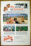 Click to view larger image of 1947 Come to Florida (The Sunshine State) with Family (Image1)