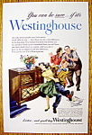 Click to view larger image of 1948 Westinghouse Radio-Phonograph (Image1)