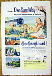 Click to view larger image of 1953 Greyhound (Image1)