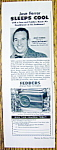 Click to view larger image of 1953 Fedders Air Conditioner with Jose Ferrer (Image1)