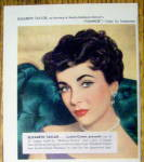 Click to view larger image of 1952 Lustre Creme Shampoo with Elizabeth Taylor (Image2)