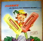 Click to view larger image of 1943 Clark's Chewing Gum (Image2)