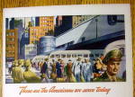 Click to view larger image of 1944 Motor Bus Lines Of America (Image2)