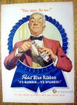 1948 Pabst Blue Ribbon Beer
