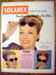 Click to view larger image of 1948 Solarex Sun Glasses with Ann Sheridan (Image1)