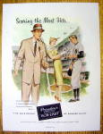 Vintage Ad: 1956 Priestley Nor-East Suits
