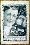 Vintage Ad: 1901 Ingersoll Dollar Watch