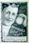 Click to view larger image of Vintage Ad: 1901 Ingersoll Dollar Watch (Image2)