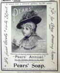 Click to view larger image of Vintage Ad: 1901 Pear's Soap (Image2)