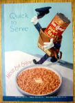 1949 Van Camp's Pork & Beans