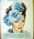 Click to view larger image of 1945 Woodbury Film Finish Powder with Maria Montez (Image2)