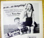 Click to view larger image of 1954 Tootsie Roll Candy (Image2)