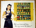Click to view larger image of 1945 Del Monte Canned Foods (Image2)