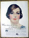 1929 Listerine