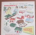 Click to view larger image of 1952 Woolworth Co. with Plasticville U.S.A. (Image4)
