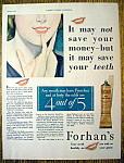 1929 Forhan