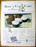 1929 Hostess Cake Cupcake