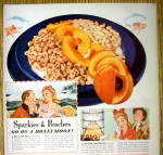 Click to view larger image of 1941 Quaker Sparkies Cereal (Image2)