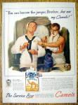 1945 Camel Cigarettes