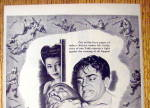 Click to view larger image of 1945 Blood on the Sun with James Cagney & Sylvia Sydney (Image2)