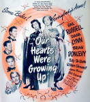 Click to view larger image of 1946 Our Hearts Were Growing Up With Gail Russell (Image2)