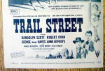 Click to view larger image of 1947 Trail Street With Bat Masterson By Peter Hurd (Image3)