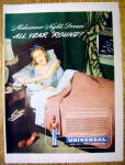 1947 Universal Electric Blanket