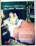 Click to view larger image of 1947 Universal Electric Blanket (Image2)