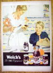 Click to view larger image of 1947 Welch's Grape Jelly (Image1)