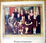 Click to view larger image of 1947 General Mills with the Knop Family (Image2)