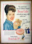 1947 Cashmere Bouquet Beau Cake with Gail Patrick