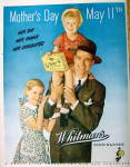 Click to view larger image of 1947 Whitman's Chocolates For Mother's Day (Image2)