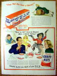 1949 Post Grape Nuts Cereal