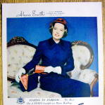 Click to view larger image of 1949 Evans Hand Bags with Alexis Smith (Image2)