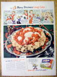 Click to view larger image of 1949 Birds Eye Quick Frozen Sliced Strawberries (Image1)