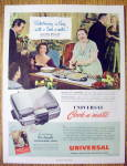 1952 Universal Cook A Matic with Elsa Maxwell